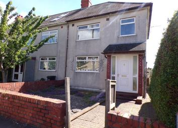 Thumbnail 3 bed end terrace house for sale in Halstock Avenue, Fishponds, Bristol