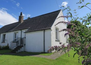 Thumbnail 2 bed semi-detached house for sale in Broadford, Isle Of Skye