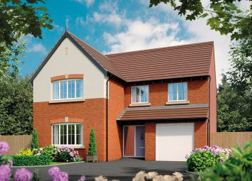 Thumbnail 4 bed detached house for sale in The Spinney, Otley Road, Shrewsbury, Shropshire