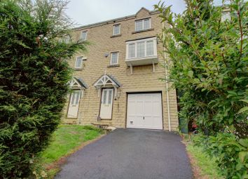Thumbnail 3 bed semi-detached house for sale in New Street, Golcar, Huddersfield