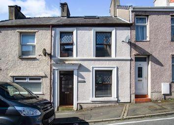 Thumbnail 2 bed terraced house for sale in Eleanor Street, Caernarfon, Gwynedd