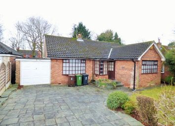 Thumbnail 3 bed detached bungalow for sale in Waltho Avenue, Maghull, Liverpool