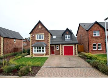 Thumbnail 4 bed detached house for sale in 7 Inglewood Drive, Dalston, Carlisle, Cumbria