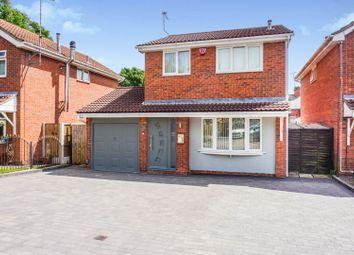 3 bed detached house for sale in Pembridge Close, Basford NG6