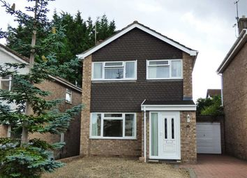 Thumbnail 3 bed detached house for sale in Castle Gardens, Chepstow