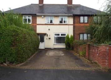 Thumbnail 2 bed terraced house to rent in Flaxton Grove, Stechford, Birmingham