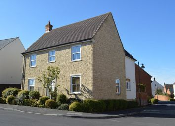 Thumbnail 4 bedroom detached house for sale in Bayfields, Gillingham