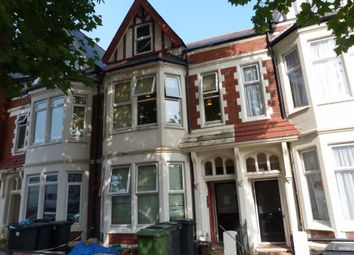 Thumbnail 1 bed flat to rent in Penylan Road, Roath, ( 1 Bed ), F/F Rear