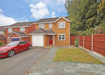 Thumbnail 4 bed detached house for sale in Andressy Mews, Bromsgrove