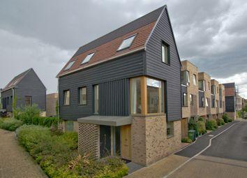 Thumbnail 4 bedroom detached house for sale in Chaplen Street, Trumpington, Cambridge