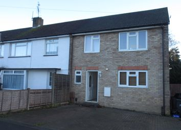 Thumbnail 3 bed end terrace house to rent in Mitchell Road, Bedhampton