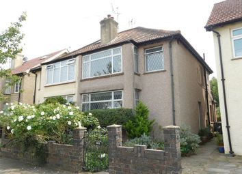 Thumbnail Semi-detached house for sale in Studland Road, Hanwell, London