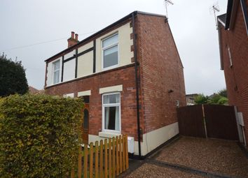 Thumbnail 2 bed semi-detached house to rent in Dale Road, Keyworth, Nottingham