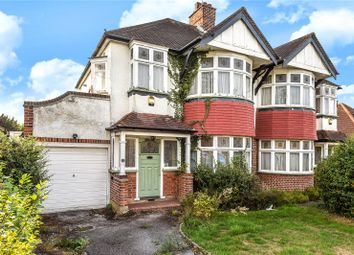 Thumbnail 3 bed semi-detached house for sale in St. Margarets Road, Ruislip, Middlesex