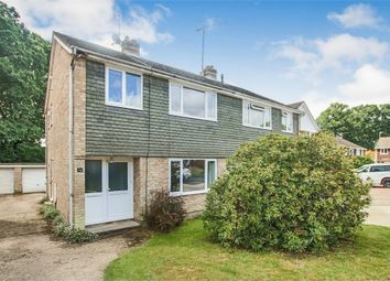 Thumbnail 3 bed semi-detached house for sale in Brookside, Copthorne, West Sussex