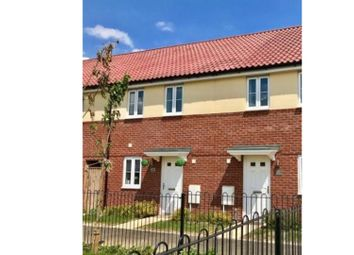 Thumbnail 3 bed terraced house for sale in River Way, Ipswich