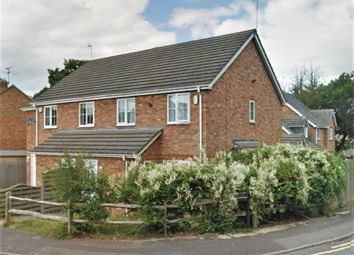 Thumbnail 3 bed semi-detached house for sale in Woodmans Lane, Burghfield Common, Reading