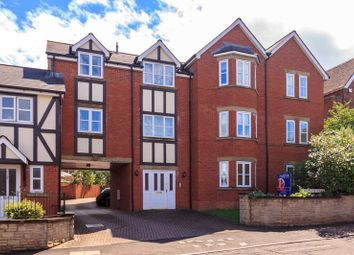 Thumbnail 1 bed flat for sale in Cantilupe Mews, Cantilupe Road, Ross-On-Wye