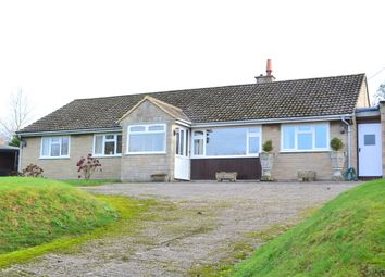 Thumbnail 3 bedroom detached bungalow for sale in Woolston, Somerset