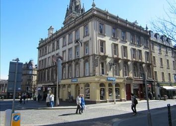Thumbnail Retail premises for sale in 2 High Street, Dundee