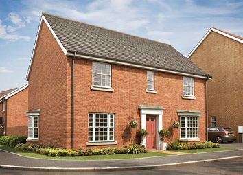 Thumbnail 4 bedroom detached house for sale in Dunmore Road, Little Bowden, Market Harborough