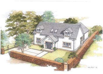 Thumbnail 4 bedroom detached house for sale in New Build, Abington Road, Symington, Biggar