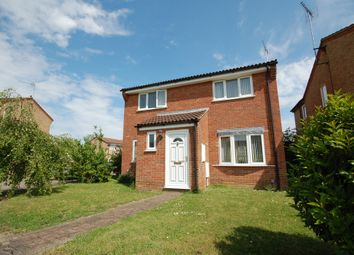 Thumbnail 3 bed detached house for sale in Siskin Close, Colchester