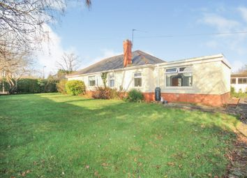 Thumbnail 3 bed detached bungalow for sale in Caegwyn Road, Whitchurch, Cardiff