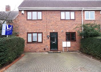 Thumbnail 2 bed end terrace house to rent in Grace Court, Ditton Fields, Cambridge
