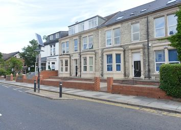 Thumbnail 4 bed flat to rent in Osborne Road, Jesmond, Newcastle Upon Tyne