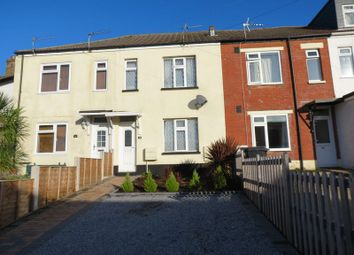 Thumbnail 3 bed terraced house for sale in Castle Road, Winton, Bournemouth
