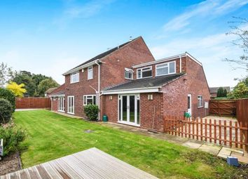 Thumbnail 5 bed detached house for sale in Butt Furlong, Fladbury, Pershore, Worcestershire