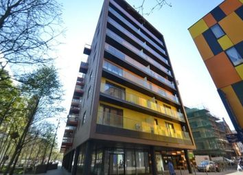 Thumbnail 1 bed flat to rent in Cutmore, Ropeworks, 1 Arboretum Place, Barking
