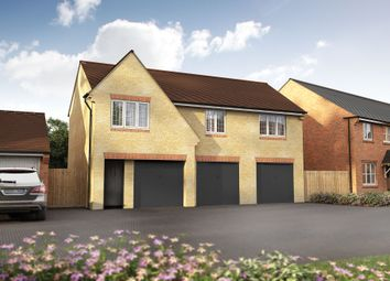 Thumbnail 2 bed property for sale in Upper New Road, Cheddar