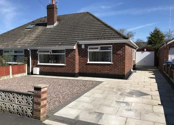 Thumbnail 2 bed bungalow for sale in Barnes Avenue, Fearnhead, Warrington, Cheshire