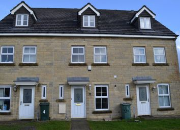 Thumbnail 3 bed town house to rent in Keilder Crescent, Queensbury, Bradford