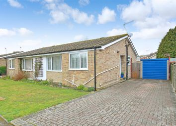 Thumbnail 2 bed bungalow for sale in Kingfisher Avenue, Hythe, Kent