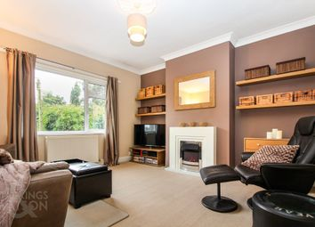 Thumbnail 2 bed flat for sale in Earlham Court, Heigham Grove, Norwich