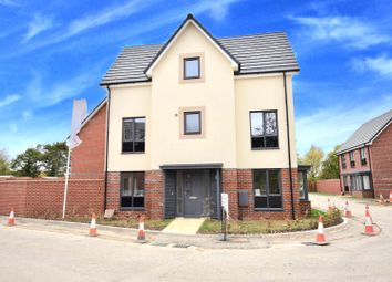 Thumbnail 4 bed detached house for sale in Little Colliers, Little Colliers Field, Corby