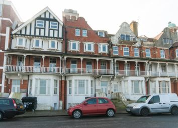 Thumbnail 1 bed flat for sale in Lewis Crescent, Cliftonville, Margate