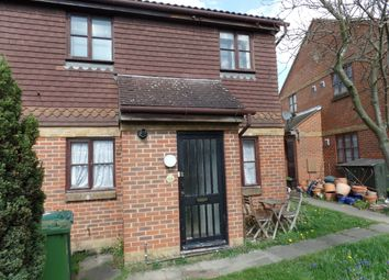 Thumbnail 1 bed semi-detached house to rent in Dutch Barn Close, Staines