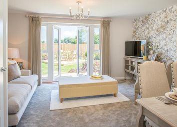 "Thumbnail 3 bed semi-detached house for sale in ""Barwick"" at Braishfield Road, Braishfield, Romsey"