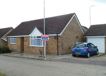 Thumbnail 3 bedroom detached bungalow to rent in Lord Road, Diss, Norfolk