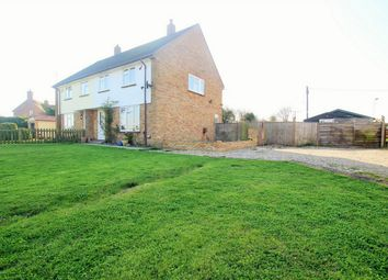 Thumbnail 3 bed semi-detached house for sale in Lamberts Cottages, Tumblers Green, Braintree, Essex
