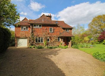 Thumbnail 5 bed cottage for sale in The Lane, Fordcombe, Tunbridge Wells