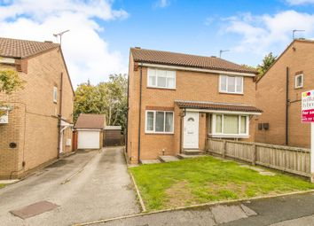 Thumbnail 2 bed semi-detached house for sale in Chatsworth Mews, Morley, Leeds