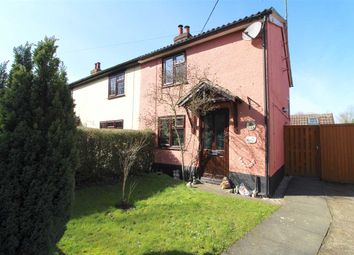 Thumbnail 2 bed cottage for sale in Old Paper Mill Lane, Claydon, Ipswich