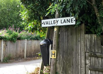 Thumbnail Land for sale in Valley Lane, Culverstone, Meopham, Kent