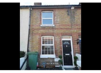 Thumbnail 2 bed terraced house to rent in Fort Road, Eastbourne