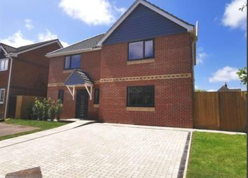Thumbnail 4 bed detached house for sale in Bridle Close, Upton, Poole